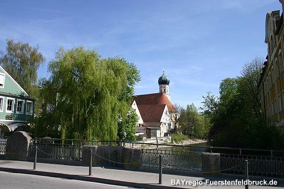 Bayr Stadt An Der Amper